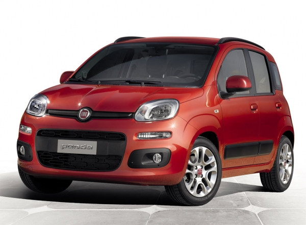 Fiat - Panda 90€ for 3 days