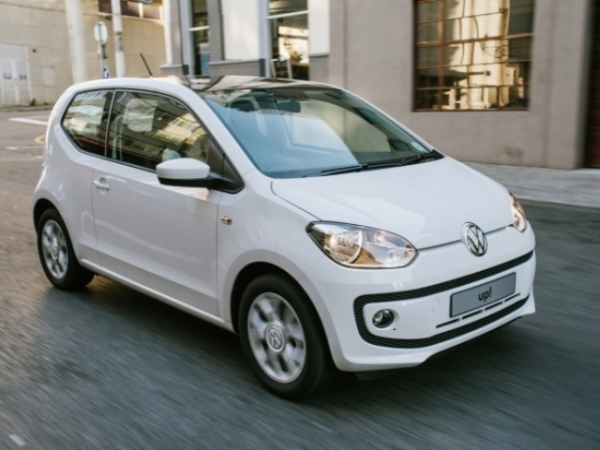 Volkswagen - Up 40€ for 1 days